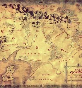 In viaggio con Frodo
